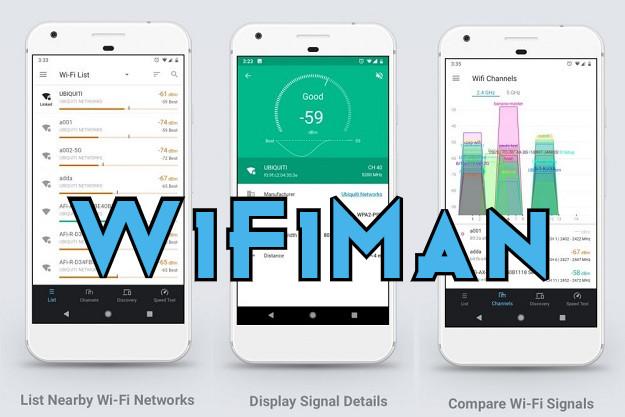 εφαρμογή για wifi