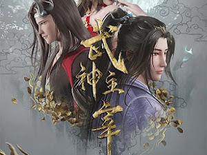 Martial Master (Wu Shen Zhu Zai) [24/??][720p][Sub Español]