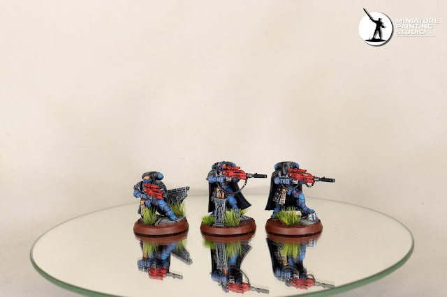 Warhammer 40K Ultramarines Eliminators