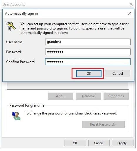 3 Bước giúp bỏ qua mật khẩu đăng nhập Windows 10
