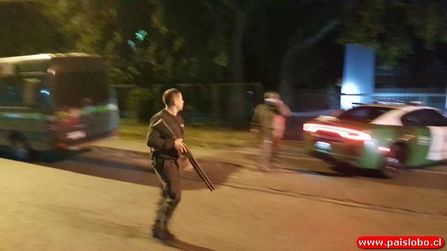 Operativo policial Osorno