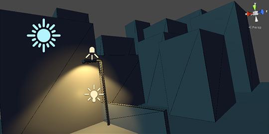 Dynamic point lights - DRD Team
