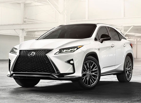 2016 Lexus RX 350 Owners Manual Transmission