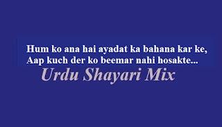 Love poetry, Mohabbat poetry, Hum ko ana hai