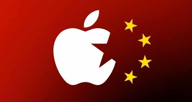 هل سيتم حظر شركة أبل في الصين؟