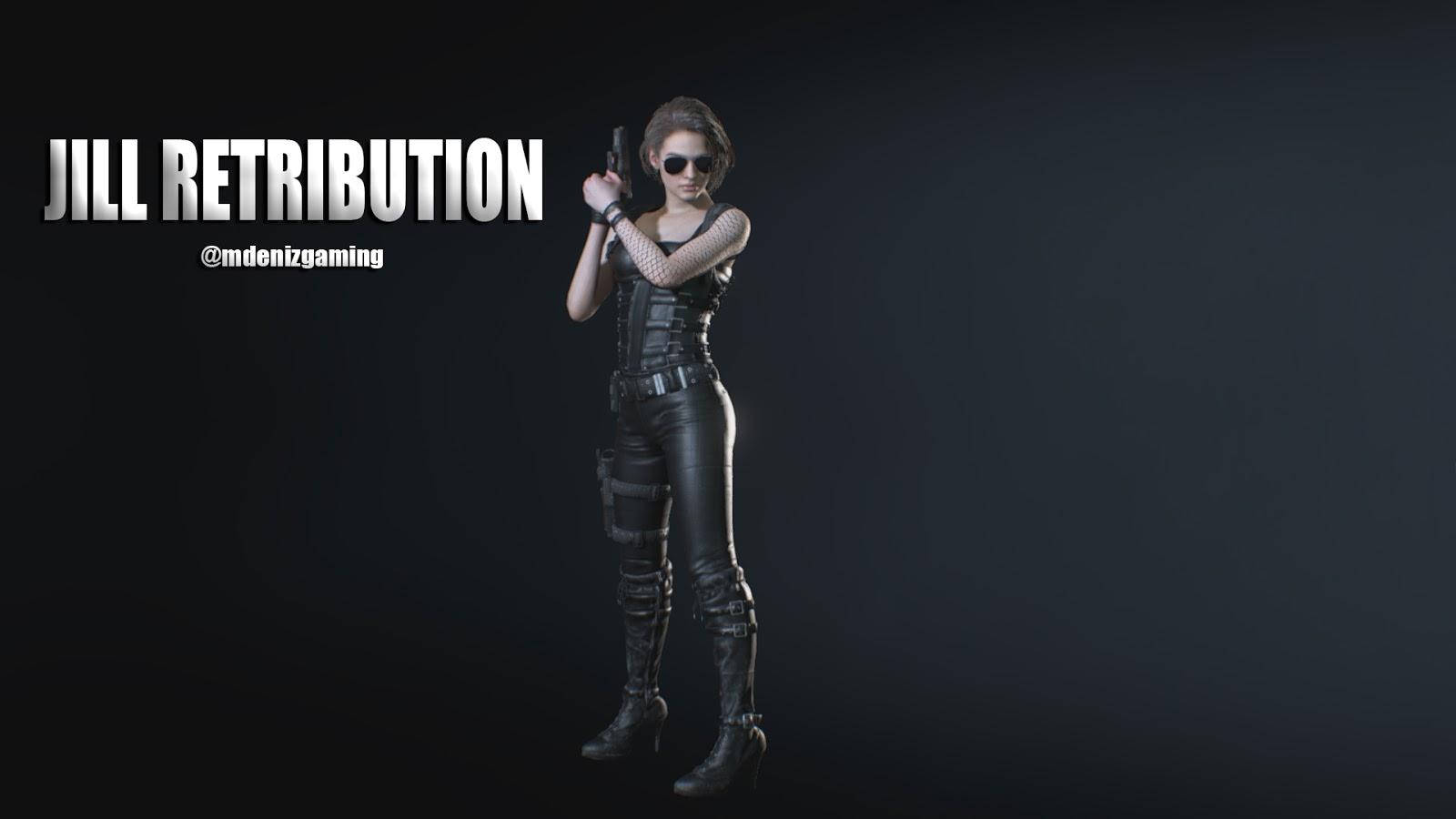 Jill Resistance Costume Pack