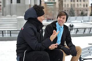 Bagaimana cara memulai percakapan