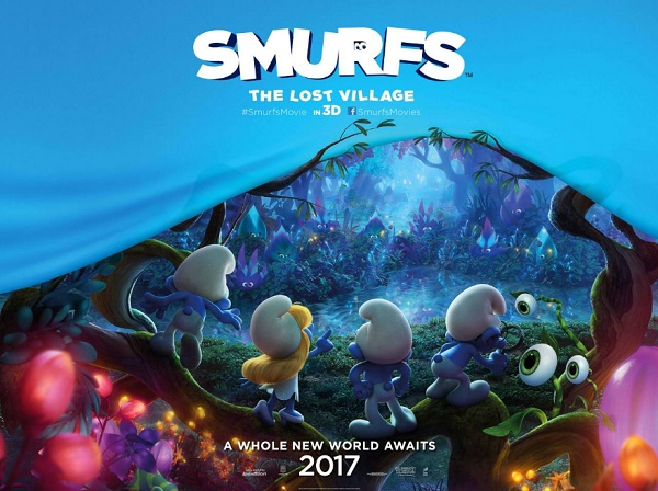 Sinopsis Smurf: The Lost Village (2017)