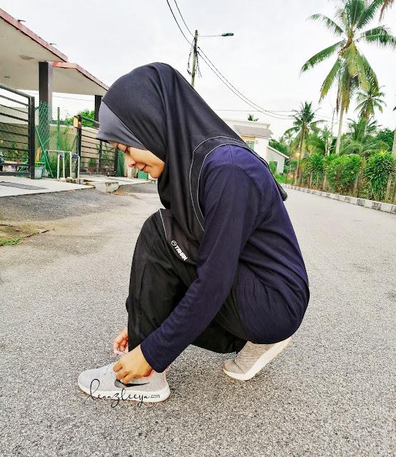Bersukan Dengan Lebih Selesa Dengan Tudung Sukan Paling Viral Di Malaysia TAHAN Instant Sports Hijab