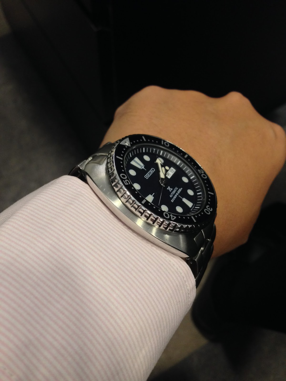A Fortnight Review: 2 Weeks On The Wrist With The Seiko