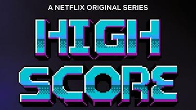 High Score title