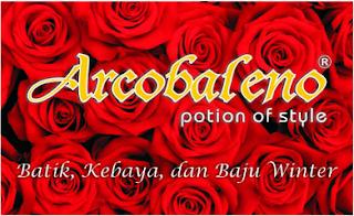 Lowongan Kerja di Arcobaleno Fashion   Batik - Solo (Supervisor 95207e7985