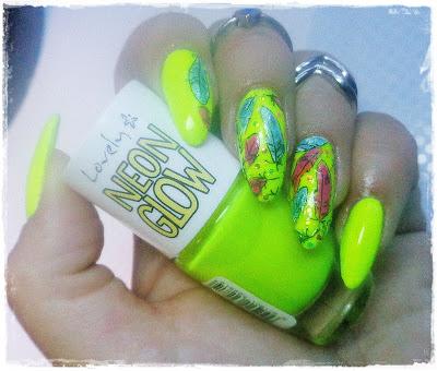 Lovely Neon Glow, bo Neon Ma Moc