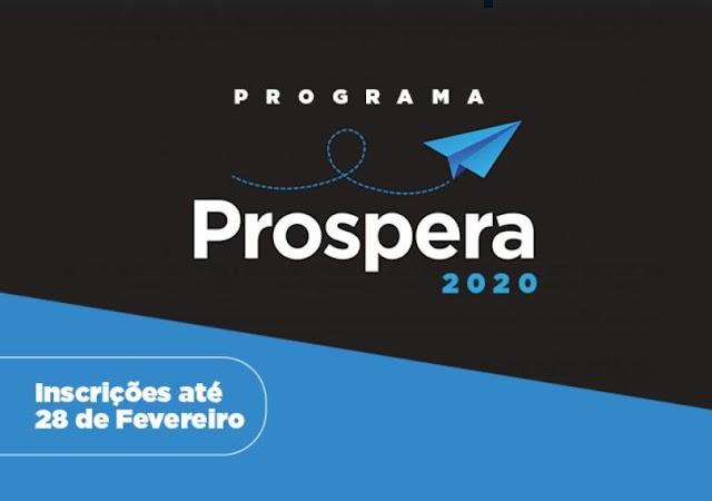 Inscrições abertas para o Prospera em Cajati
