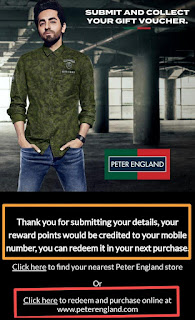 Free Peter England product