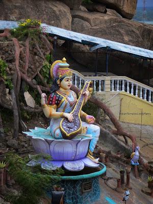 Wargal Saraswati Temple Aksharabhyasam