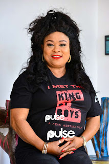 God Has Ordained Me To be an Actress - Sola Sobowale
