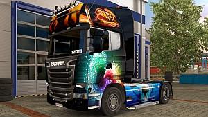 Scania Streamline Horyd skin