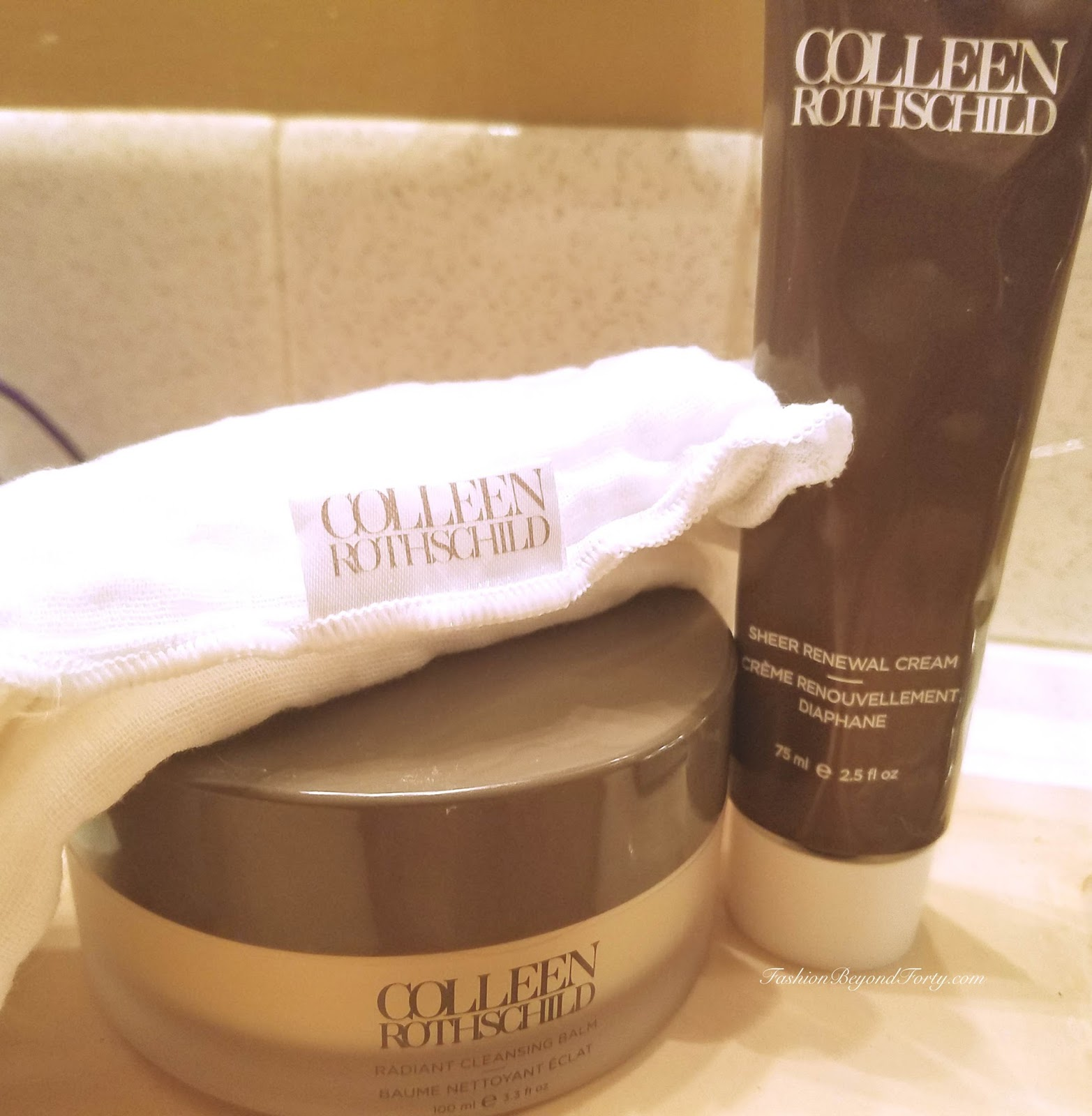 Top 3 Skincare Picks Of 2016 #3 Colleen Rothschild