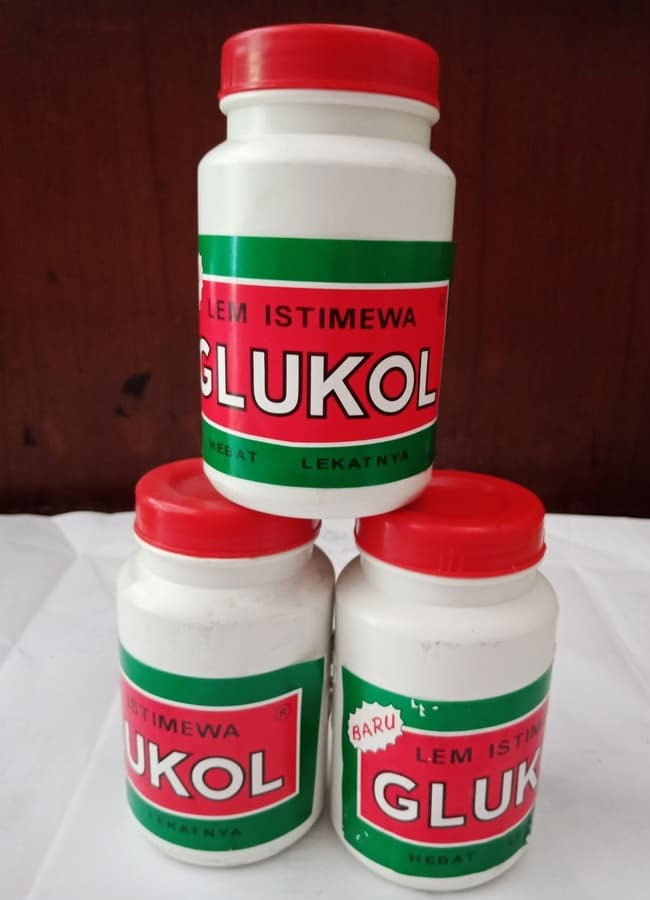 Lem Kertas Glukol