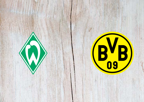 Werder Bremen vs Borussia Dortmund -Highlights 15 December 2020