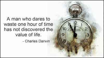 Time quotes - Charles Darwin quotes