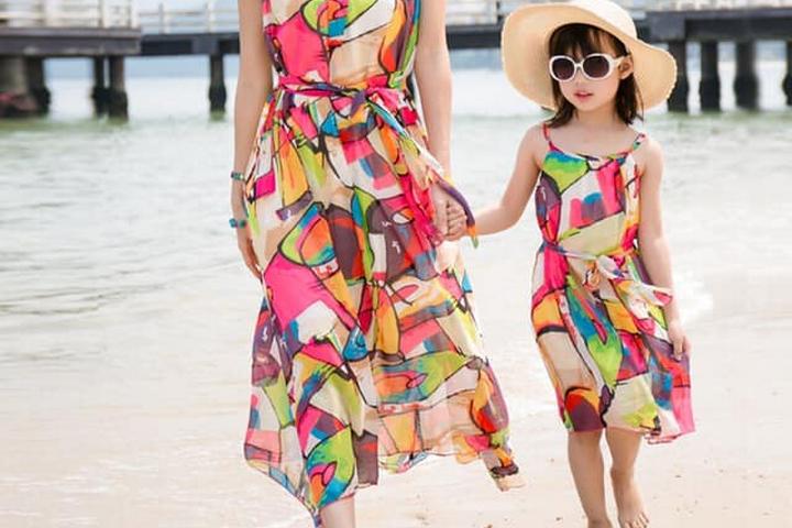 Cách tạo sự cân bằng màu sắc trong trang phục tìm được phong cách riêng