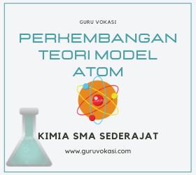 Perkembangan Teori Model Atom