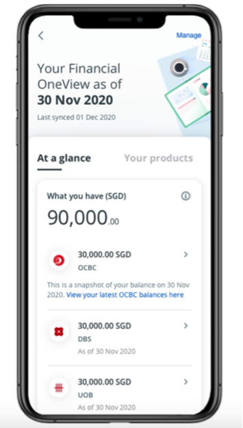 Simulate your retirement finances with OCBC Financial OneView and OCBC Life Goals