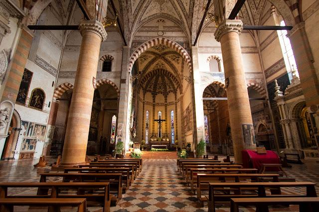 Basilica di Santa Anastasia-Verona