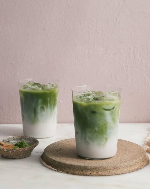 Matcha Ice Tea 3 Kreasi Minuman Es Teh