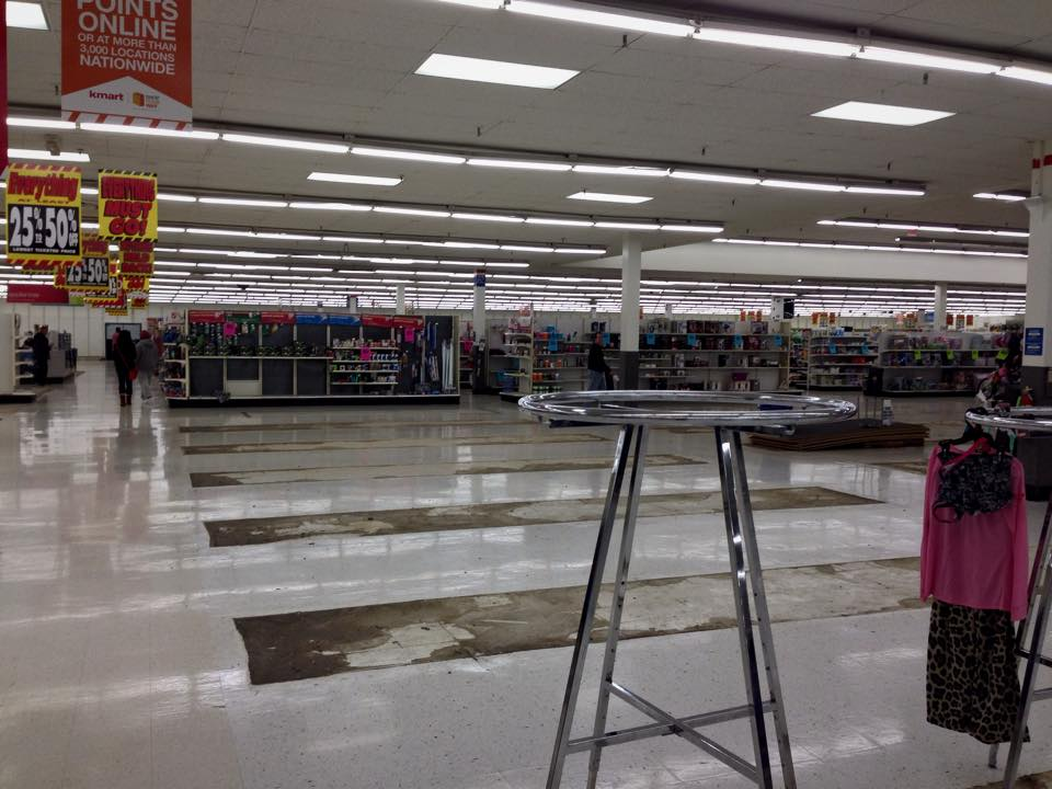 Dead And Dying Retail Kmart On Dunn Rd In Florrisant MO