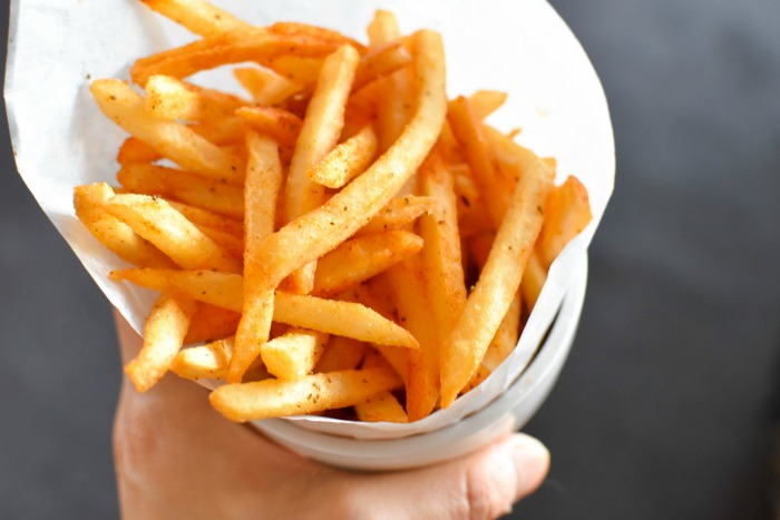 old bay french fries