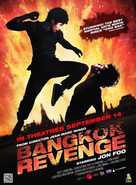 Bangkok Revenge (2013) หนังแอ็คชั่นศิลปะการต่อสู้แบบไทย