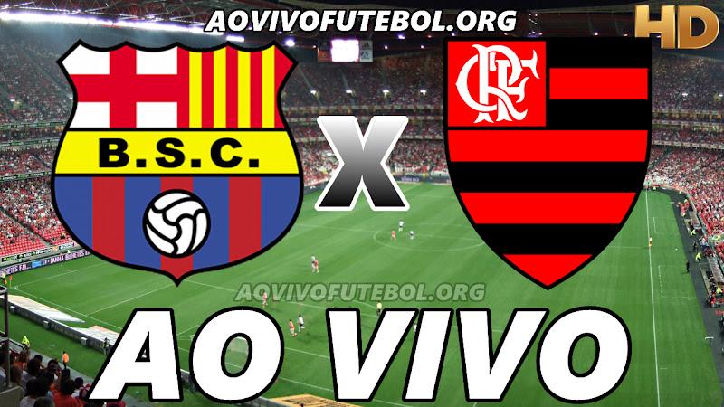 Barcelona-EQU x Flamengo Ao Vivo na TV HD