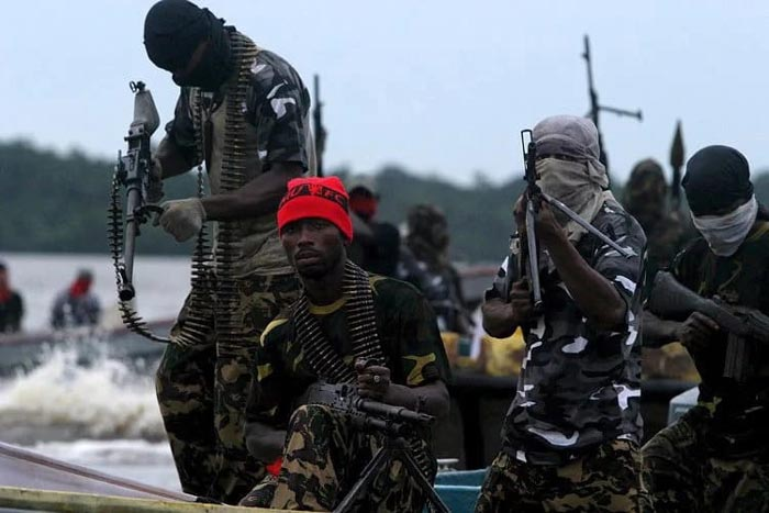 Militant group Niger Delta Red Squad (NDRS) promises to cripple oil production in Imo State