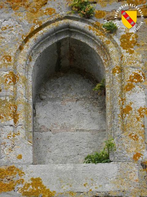 FRAISNES-EN-SAINTOIS (54) - A la découverte du village-église