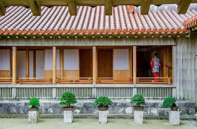 Japanese Wooden House Design
