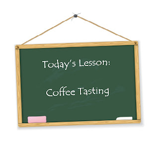 Get a Coffee Tasting Education