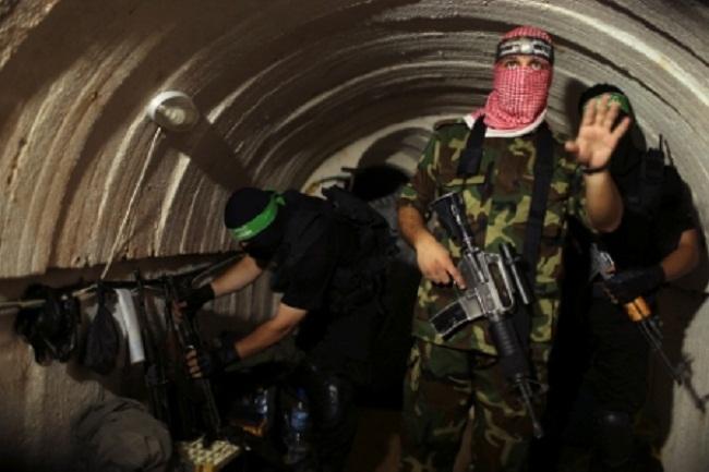 Pejabat HAMAS Palestina diancam oleh PM Israel untuk menghentikan penggalian terowongan