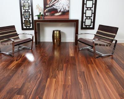 Văn phòng thêm thoáng mát, sạch sẽ hơn với sàn gỗ tự nhiên