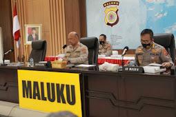 Dua Polsubsektor di Aru dan Malteng Siap Naik Status Jadi Polsek