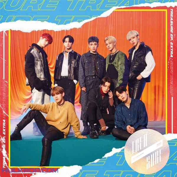 ATEEZ – TREASURE EP. EXTRA: Shift The Map (ITUNES MATCH AAC M4A)