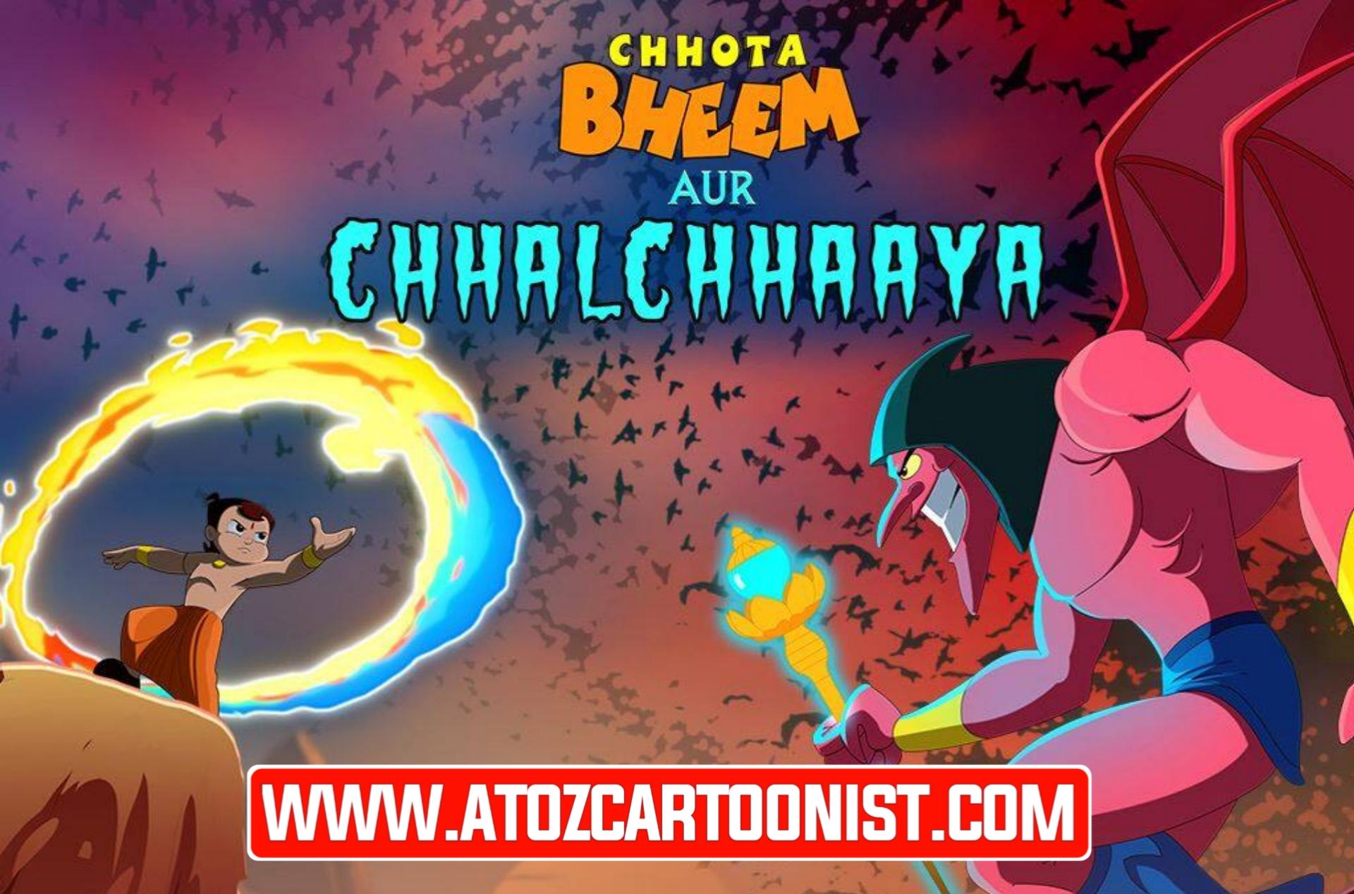 CHHOTA BHEEM AUR CHHAL-CHHAAYA FULL MOVIE IN HINDI & TAMIL DOWNLOAD (480P, 720P & 1080P)