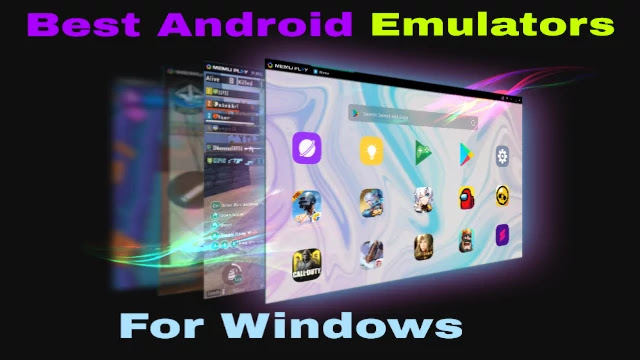 Best-Android-Emulators-For-Windows