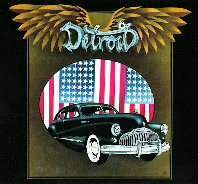 Image result for Detroit - Detroit 1971