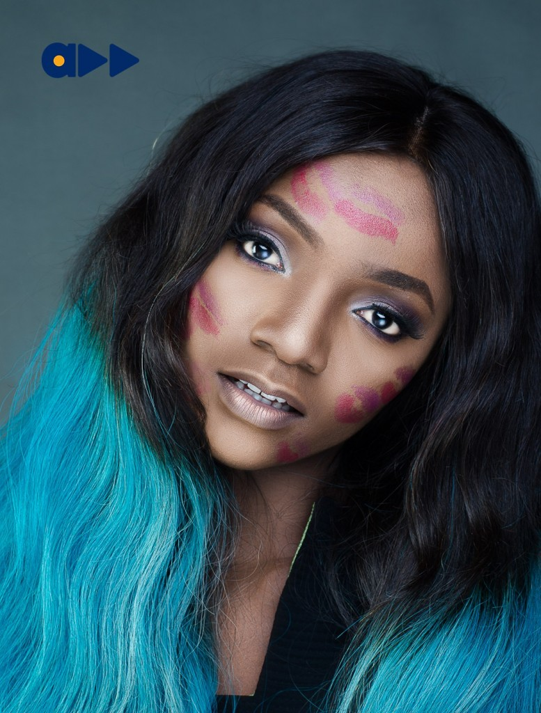 Simi Is Tres Belle In New Photos For The Cover Magazine