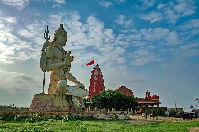 Nageshwara lord shiva temple