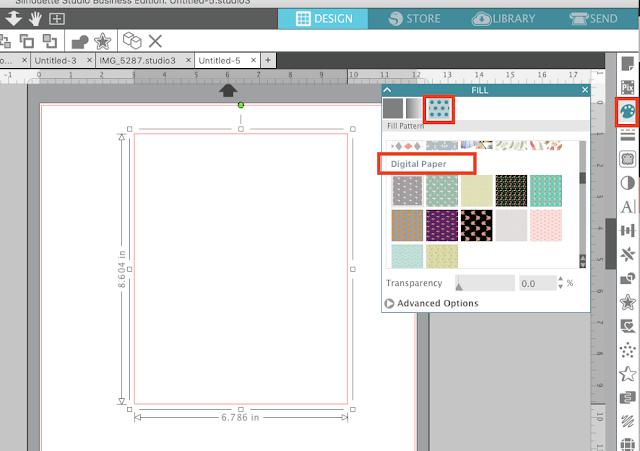 Silhouette Stuido Design Edition, Silhouette Studio designer edition tutorials, silhouette tutorials, digital patterns, print and cut