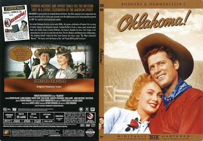 Carátula dvd: Oklahoma! (1955)